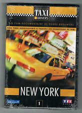 NEW YORK - COLLECTION TAXI DRIVERS VOL. 1 - DVD - 2009 - NEUF NEW NEU