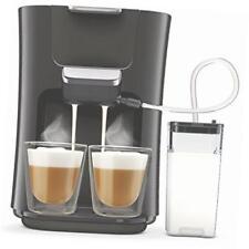 Philips Hd6570/60 Senseo Latte Duo plus Kaffeepadmaschine schwarz
