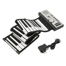 Clavier Piano Souple rouleau 61 touches Flexible Électronique enroulable bande