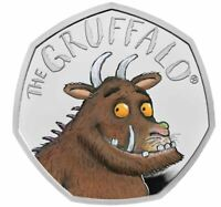 2019 THE GRUFFALO Silver Proof Coin