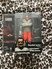 """Neca Hannibal Lecter 7"""" Figure Silence of the Lambs - 2006 new sealed"""