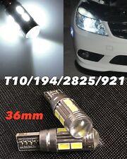 T10 LED back up reverse light bulb No Canbus Error 921 194 12961 For Mazda