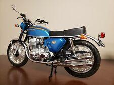 Tamiya 1/6 Honda CB750 Four motorcycle *Finished Model*