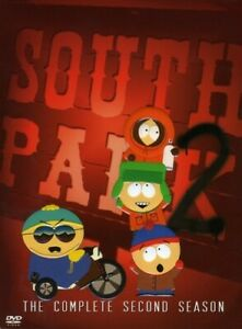 SOUTH PARK: COMPLETE SECOND SEASON (3PC) NEW DVD
