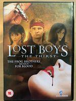 Lost Boys 3 The Thirst DVD 2010 Teen Vampire Horror Sequel