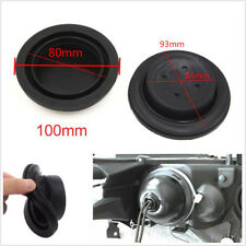 2x Rubber Housing Seal Cap Dust Cover for LED Headlight Retrofit HID Conversion