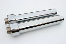 """【FREE SHIPPING】 Lowrider Hydraulics part 6"""" Chrome Cylinder 1pair (FAT) show car"""