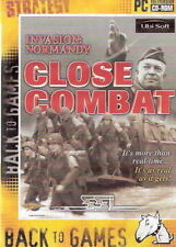(PC) - CLOSE COMBAT - INVASION: NORMANDY - NEUWARE!