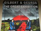 Gilbert & George SIGNED in Pen Poster from 'The Great Exhibition' 2019/2020