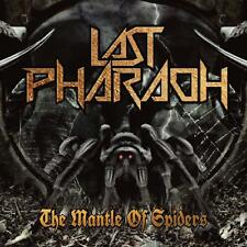 LAST PHARAOH - THE MANTLE OF SPIDERS   CD NEW+