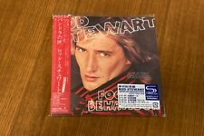 ROD STEWART - FOOLISH BEHAVIOUR - JAPAN MINI LP SHM-CD W/OBI LIKE NEW WPCR-13342