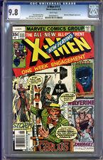 X-Men #111 CGC 9.8 NM/MT WHITE Pages Universal CGC #0006006012