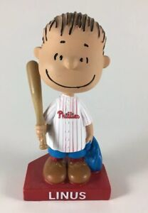 Philadelphia Phillies Peanuts Linus Bobblehead SGA NEW 7/31/19, FREE SHIPPING !!