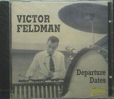CD Victor Feldman-Departure appuntamenti, NUOVO-IMBALLAGGIO ORIGINALE