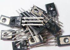 50 x Transistoren SD337 C = BD137 NPN 60V 1,5A 12,5W hFE 56-140 #3T42