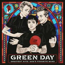 GREEN DAY Gods Favorite Band Greatest Hits 2LP Vinyl NEW 2017