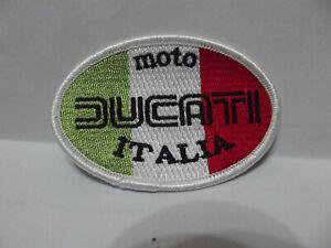 """Moto Ducati Italia"" Original Script Patch"