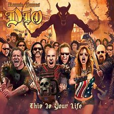 VARIOUS - RONNIE JAMES DIO - THIS IS YOUR LIFE: CD ALBUM (March 31st 2014)