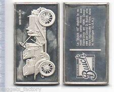 lingot d argent les voitures du Monde ( 1909 Buick - 035 )