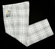 NWT Nike Golf Tour Performance Dri Fit Stay Cool Tartan Plaid Pants- 35x32, $85+