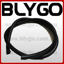 BLACK 1M 1 Meter 5mm ID Fuel Petrol Line Hose PIT Trail Quad Dirt Bike ATV Buggy