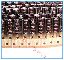 (10pcs) 3300uf 10v Electrolytic Capacitor 10v3300uf  Samyoung Very low impedance