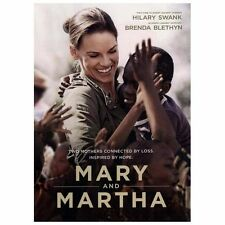 #4 MARY AND MARTHA Swank Brand New DVD FREE SHIPPING