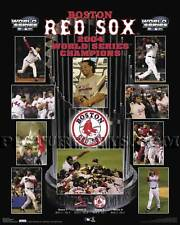 Boston Red Sox 2004 World Series Championship Picture Plaque