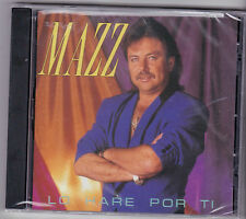 "MAZZ w/Joe & Jimmy-""Lo Hare Por Ti""-CLASSIC- Tejano Tex Mex Latin CD SEALED (#3)"