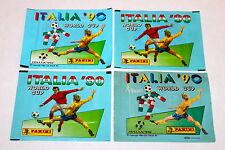 Panini WM WC ITALIA 90 1990 – SET 4 TÜTEN PACKETS: Europa Kellogg's Buitoni YU