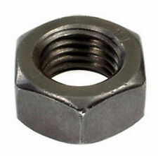 """1O PACK 71/6"""" BSF HEXAGON  FULL NUTS SELF COLOUR"""