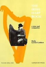 IRISH HARP BOOK - NEW PAPERBACK BOOK