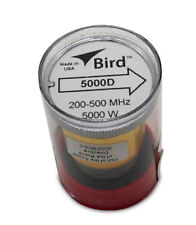 Bird 43 Wattmeter Element 5000D 200-500 Mhz 5000 Watts (New)