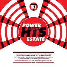 RTL 102.5 - POWER HITS ESTATE 2018 (4 LP nuovo sigillato)