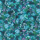 Teal Topia by Vanessa & Linda Fitch - Topia Collection - Cotton by Robert
