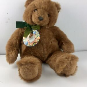 """Gund JC Penney The Bear With No Name 22"""" Plush Teddy"""