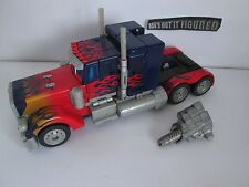 "Transformers-Optimus Prime leader 10"" Figure - 2007 Film"