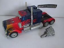 "Transformers - Optimus Prime  Leader 10"" Figure -  2007 Movie"