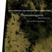 Trio con Brio Copenh - Phantasmagoria: Danish Piano Trios