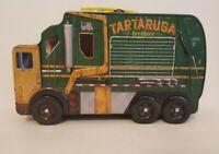 Teenage Mutant Ninja Turtles Tartaruga Brothers Metal Lunch Box New