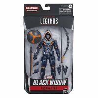 IN STOCK! Black Widow Marvel Legends 6-Inch Taskmaster Action Figure BY HASBRO