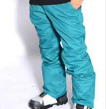 686 Smarty Slim Platform Snowboard Pant (L) Mallard
