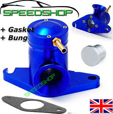 SUPERSONIC ATMOSPHERIC BLOW OFF DUMP VALVE fit SUBARU IMPREZA 1-15 TURBO WRX STI