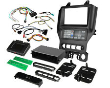 Scosche ITCFD05B 2015-2018 Ford Mustang Radio Install Kit Touchscreen 1 & 2 DIN
