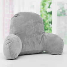 Lounger Bed Rest Back Lumbar Pillow Support Arm Stable TV Backrest Seat Cushion