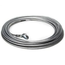 Replacement 9.2mm x 26m Galvanised Steel Wire Winch Rope Cable