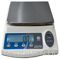 2,000 x 0.1 GRAM DIGITAL SCALE BALANCE LAB ANALYTICAL LABORATORY TOP LOADER OPS