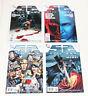 DC Comics - 52 Week 1,2,3,4 (Jurgens Thibert) - 2006 Series Comic High Grade Lot