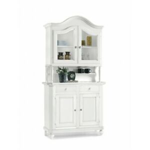Showcase 2 Doors White Matt 104X43X219H