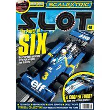 Scalextric Slot Magazine issue 40 July/Aug 2020 Hobby Magazine